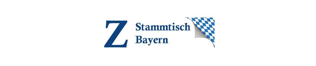 Z-Stammtisch Bayern Logo 1100x230