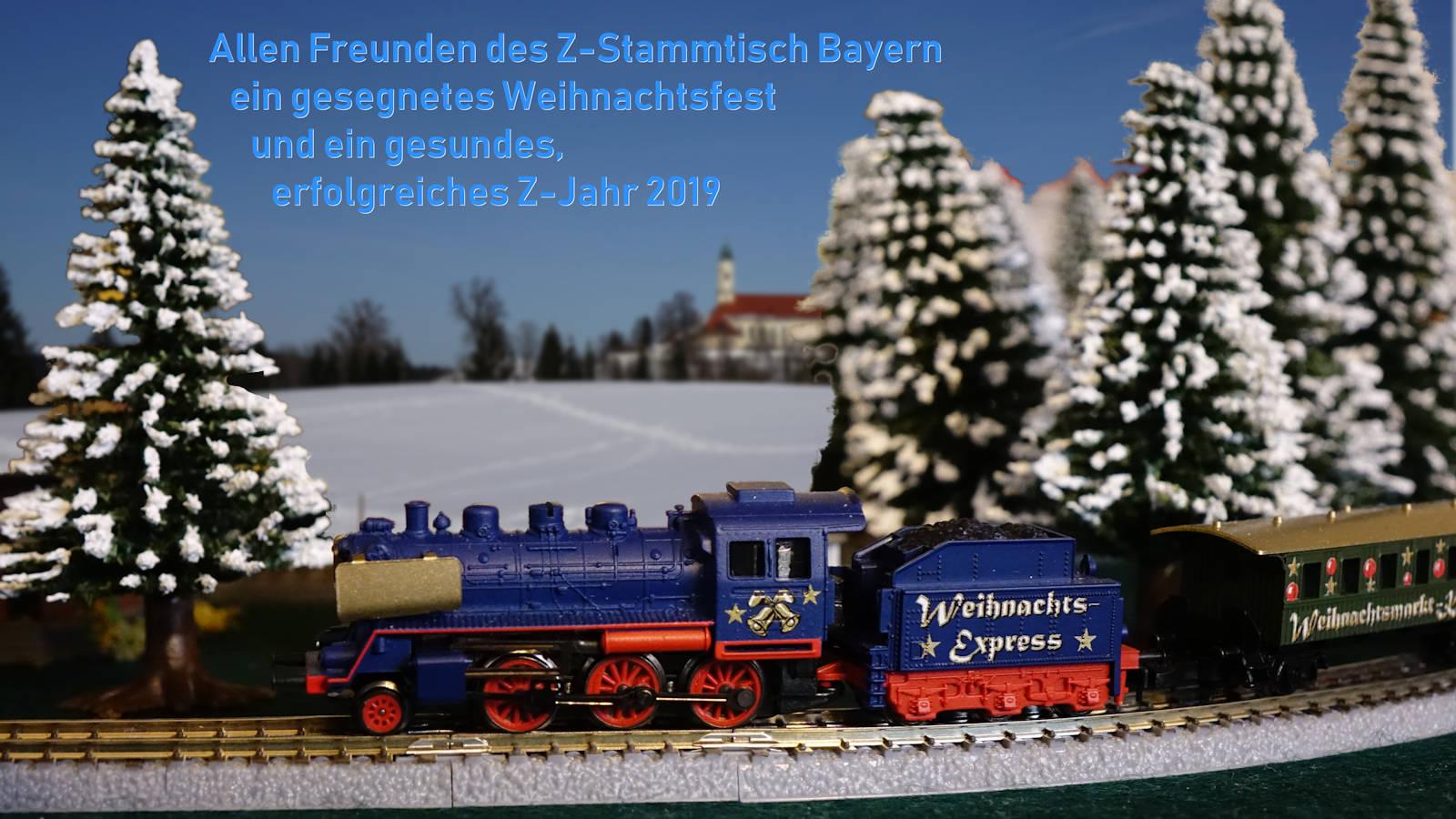Z-Stammtisch-Bayern Weihnachten 2018